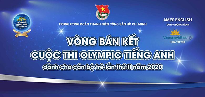 Olympic tiếng Anh Cán bộ trẻ lần thứ hai