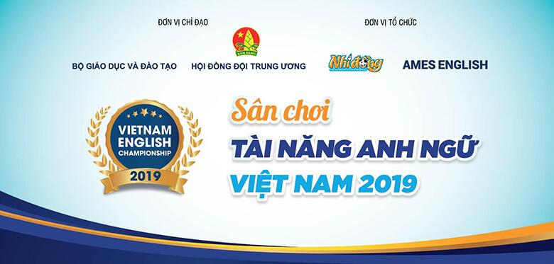Tài năng Anh ngữ Việt Nam 2019
